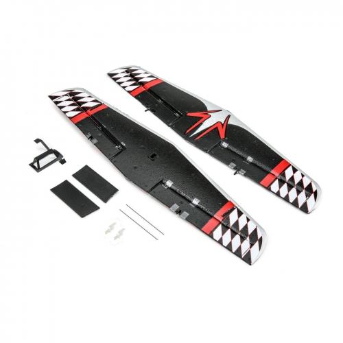 E-flite Tragflächen m. Streben: UMX P3 Revolution Horizon EFLU5059