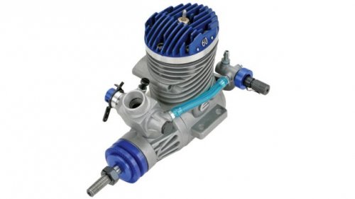Evolution 60NX 9,73 cc Motor m. Schalldämpfer Horizon EVOE0600