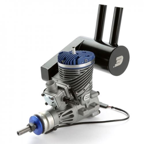 Evolution 20GX2 20 cc Benzinmotor m. Pumpenvergaser Horizon EVOE20GX2