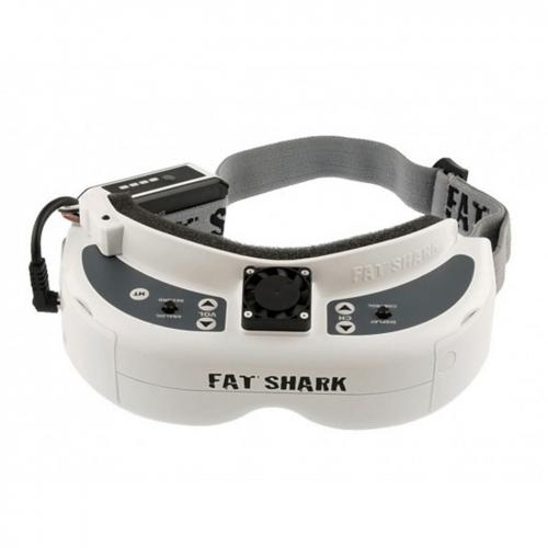 Fat Shark Dominator HD V2 m. Gesichtsauflage m. Lüftung Horizon FSV1074