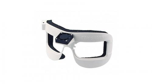FSV HD Brillenauflage mit Lüfter, weiß für DOMV2 Horizon FSV2618