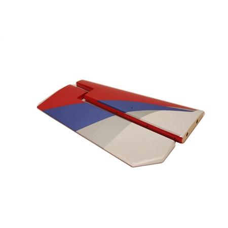 Left Stabilizer w/Elev: Extra Horizon HAN1180