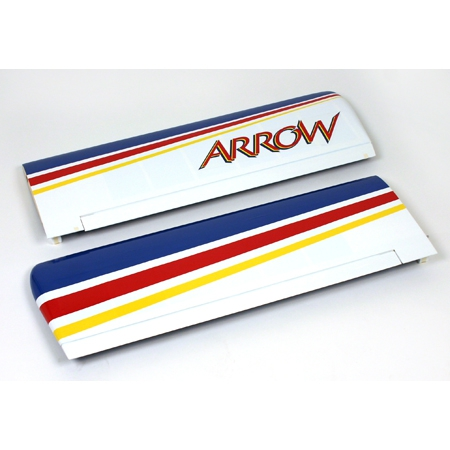 Wing Set w/Alum Tube: Arrow R Horizon HAN2551