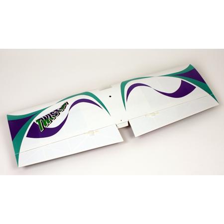 Wing w/Ailerons:Twist PNP Horizon HAN2877