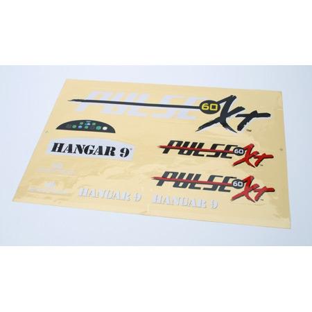 Hangar 9 Dekorbogen :  Pulse XT 60 Horizon HAN4143