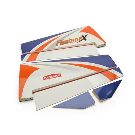 WingSetw/Ailerons:FuntanaX100 Horizon HAN4178