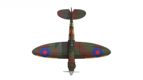 Hangar 9 Spitfire Mk II 60 ARF Horizon HAN4250
