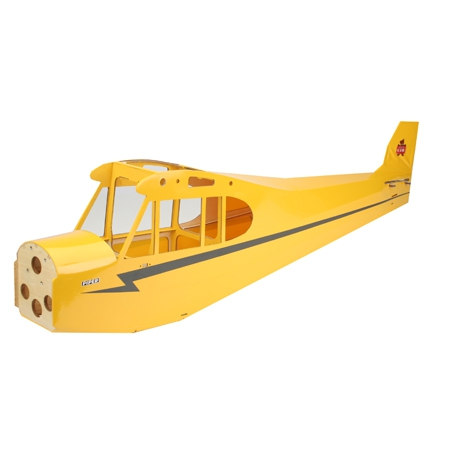 Fuselage:J-3 Cub 40 ARF+ Horizon HAN4351