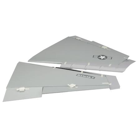 Wing set: F-22 PTS - Grey Horizon HAN4386