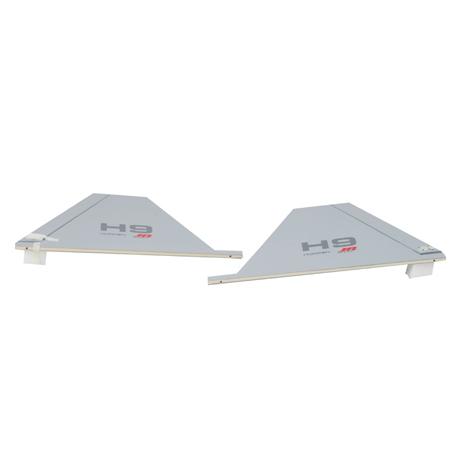Fin Setw/Rudder(2):F22PTS-Gre Horizon HAN4389