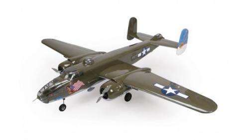 B-25J Mitchell ARF Horizon HAN4450