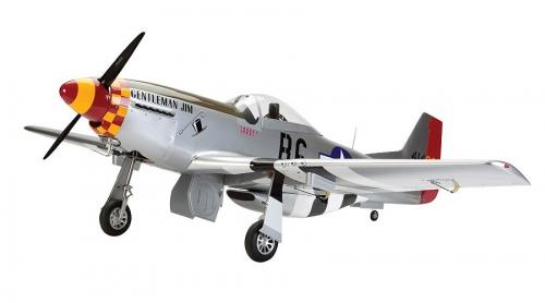 Hangar 9 P-51D Mustang 60cc (2 Boxen) Horizon HAN4770