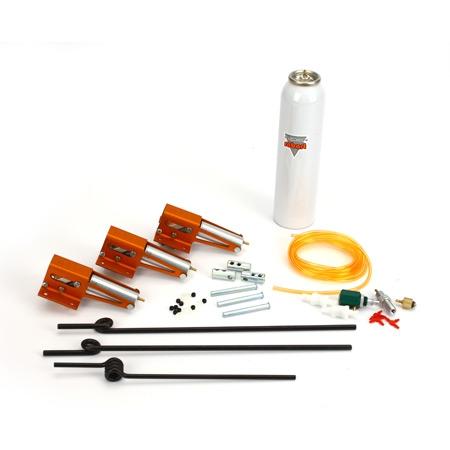 Robart Tri-Gear Spring Down w/Air Kit Horizon HAN500