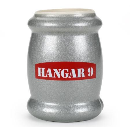 HAN Logo Cooler Cup, Silver Horizon HANP215