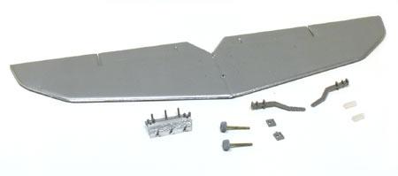 Leitwerk, silber FTB Horizon HBZ4040