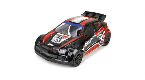 Losi TEN Rally-X 1/10 4WD Rallycar RTR mit AVC Horizon LOS03000