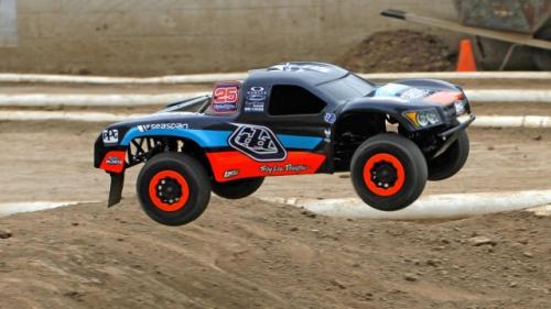 Losi TEN-SCTE Troy Lee Designs 1/10 4WD RTR mit AVC Horizon LOS03001C
