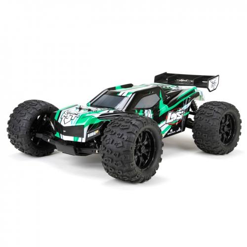 TEN-MT RTR, AVC: 1/10 4WD (WHITE) Horizon LOS03006T2