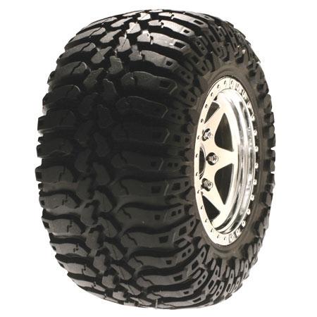 Rear A/T Truck Tire Mounted, Horizon LOSA27679B