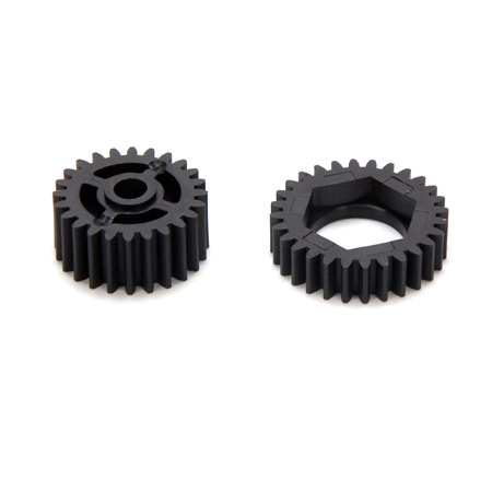 2-Speed and Diff Gears, Plast Horizon LOSA2948