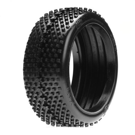 1/8 XBT Buggy Tires with Foam Horizon LOSA7763R