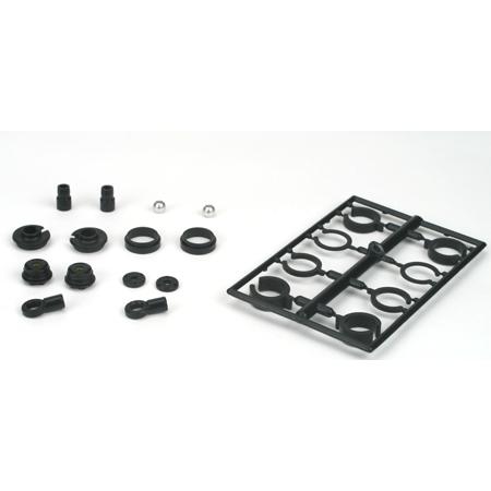 Shock Cartridge & Plastic (2) Horizon LOSB0952