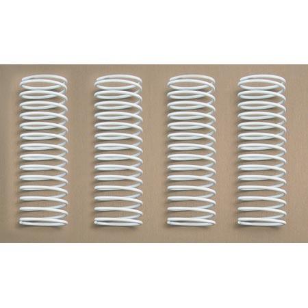 Front/Rear Springs, Soft, White (4): MLST/2, MRAM Horizon LOSB0955