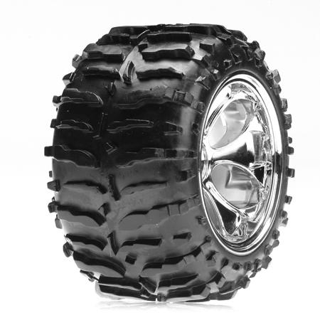 Mini-Magneto Wheels w/Claw Ti Horizon LOSB0965