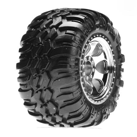 Mini-Torquer Wheels/Duplex Ti Horizon LOSB0998
