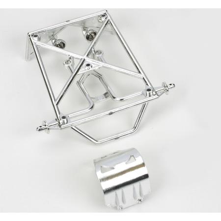 Losi Überrollbügel, Chrom: Mini-DT Horizon LOSB1103