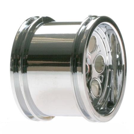 Rear Wheel, Deep Dish, Chrome Horizon LOSB1158