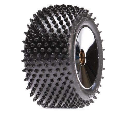 Rear Mini-T Step Pins Glued: Horizon LOSB1179