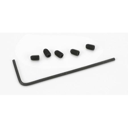 Pinion Set Screw w/Wrench (5): Mini Vehicles Horizon LOSB1264