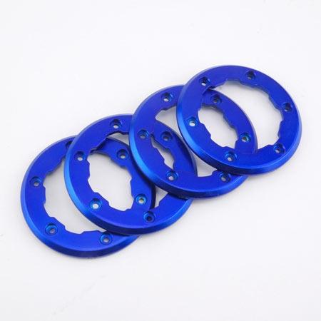 Wheels Rings, Blue (8): MRC Horizon LOSB1498