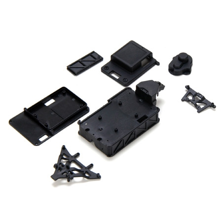 Chassis, Cover, Tower Set: Mi Horizon LOSB1509