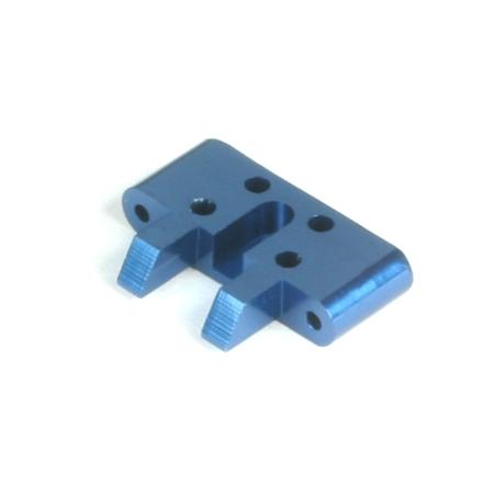 Front Pivot Block Set, Aluminum: Micro-T/B/DT Horizon LOSB1535