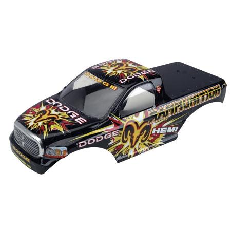 1/18 Dodge Rammunition Painte Horizon LOSB1552