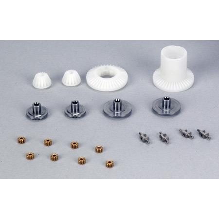 Ring & Pinion Gears: Micro SCT, Rally Horizon LOSB1760