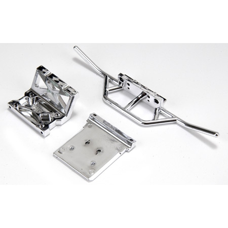 Front Bumper Assembly & Skid Horizon LOSB2024C