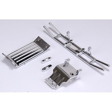 Rear Bumper Assembly & Skid P Horizon LOSB2029C