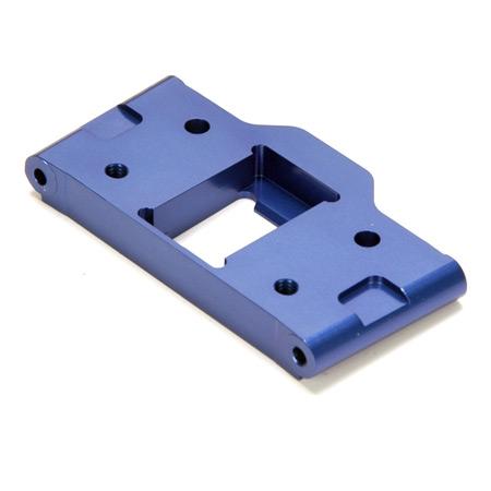Rear Toe Block, Aluminum: SCT Horizon LOSB2040