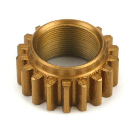 18T Pinion, Low Gear, Steel, Horizon LOSB3351