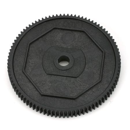 Spur Gear 90T: Slider, HRL, S Horizon LOSB3439