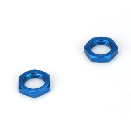 Losi 20mm Radmutter/ Blau: LST2/ MUG Horizon LOSB3513