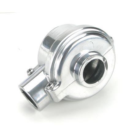 Aluminium Diff Case,Polished: LST/2, AFT, MUG, MGB Horizon LOSB3531