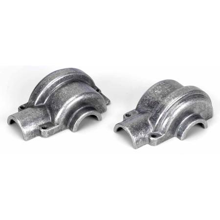 Differential Case, Cast Aluminum: AFT, MGB Horizon LOSB3533