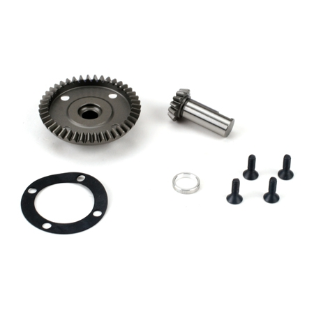 Front/Rear Diff Ring & Pinion: LST, LST2, AFT, MGB Horizon LOSB3534