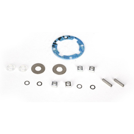 Diff Seals/Shims/Pins & Gasket: 10-T Horizon LOSB3568