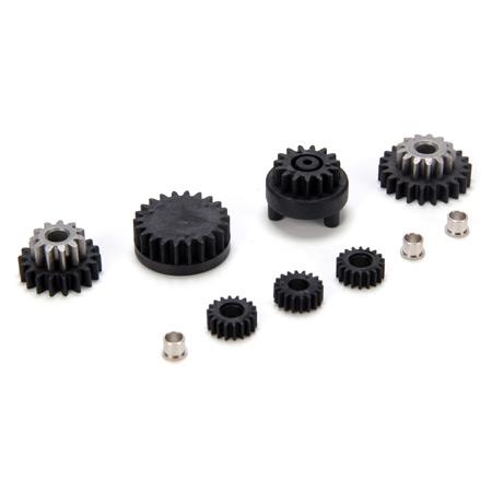 Losi 3.4 Starter Gear Set: 10-T Horizon LOSB5117
