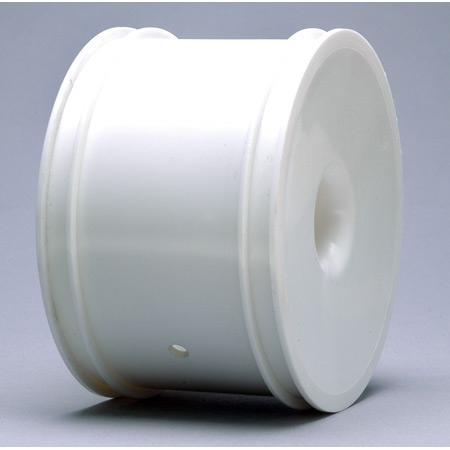 Losi 320 Series Dish Wheels/ Weiß (4): 10-T Horizon LOSB7015